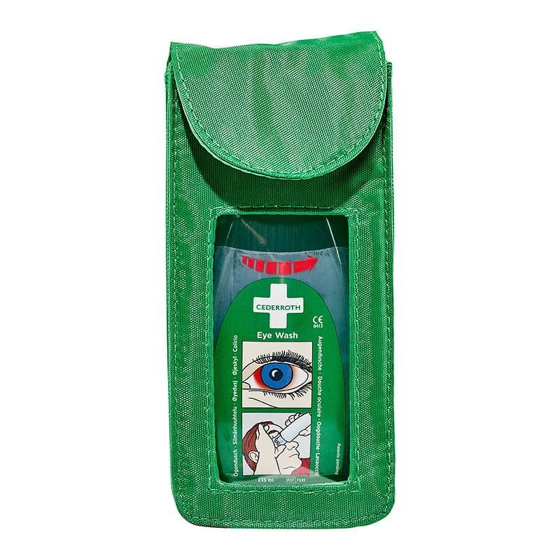 Gürteltasche zu Cederroth Augendusche, 235 ml