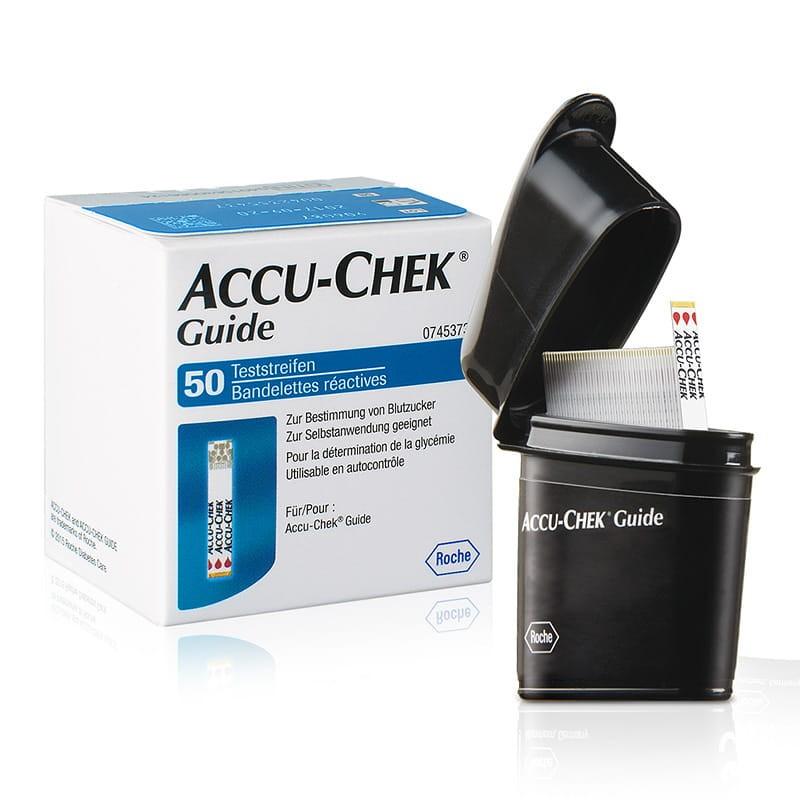 Accu-Chek Guide Teststreifen