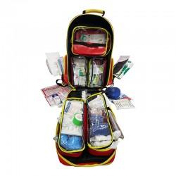 Erste-Hilfe-Rucksack mit Füllung