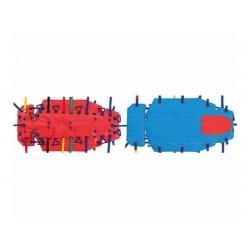 RedVac Kombi-Vakuum-Matratze